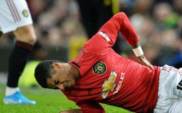 Рашфорд: Ще се завърна преди края на сезона и ще помогна на Юнайтед