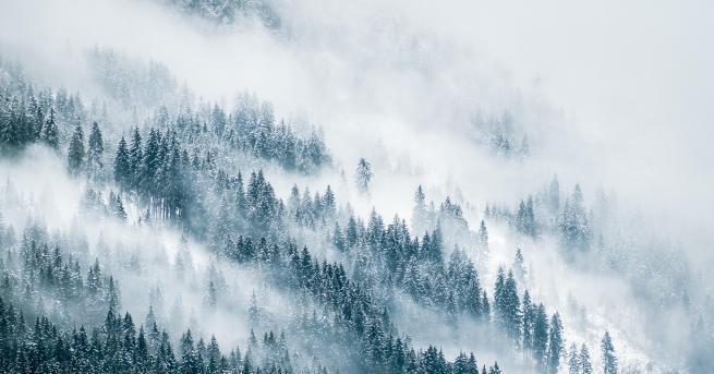 България Сняг и дъжд в някои части от страната -