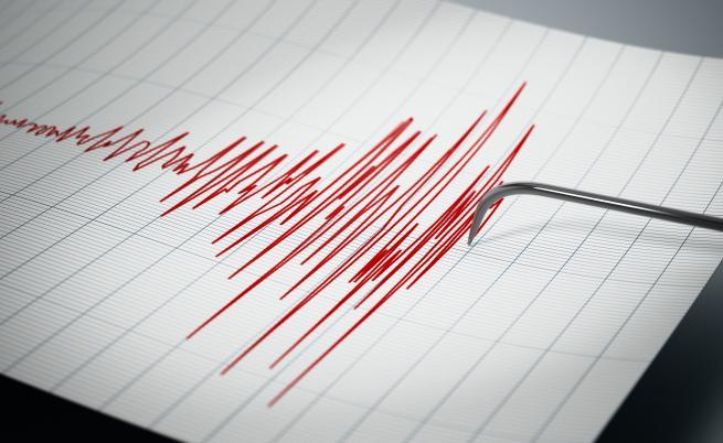 Земетресение от 4 по Рихтер удари Турция