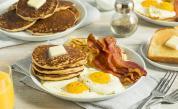 <p><strong>Американската закуска</strong> - лесна, бърза и вкусна</p>