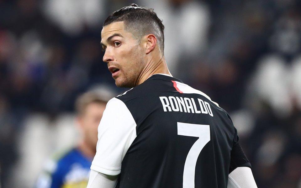Петкратният носител на Златната топка Кристиано Роналдо се присъедини към