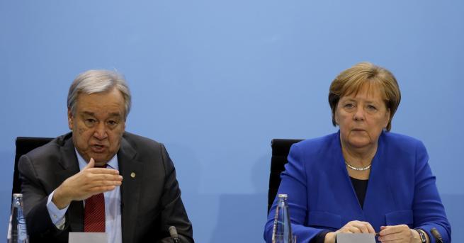 """Свят Турция, Русия и ЕС договориха примирие в Либия """"Постигнахме"""