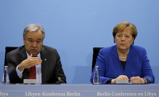 Турция, Русия и ЕС договориха примирие в Либия