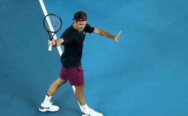 Федерер стартира убедително на Аустрелиън Оупън