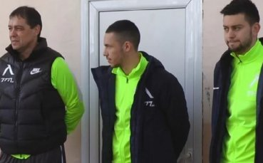 Хубчев и атакуващо дуо зарадва ученици в Сандански