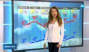 Прогноза за времето (20.01.2020 - централна емисия)