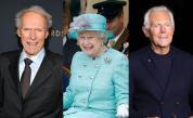 Знаменитостите над 80 г., за които възрастта не е от значение