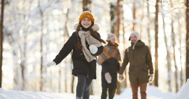 Любопитно 7-те ползи за здравето от ходенето пеша през зимата