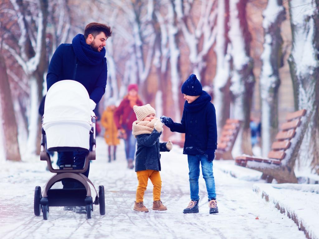 7-те ползи за здравето от ходенето пеша през зимата