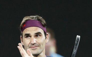 Федерер с лекота е в третия кръг на Аустрелиън Оупън