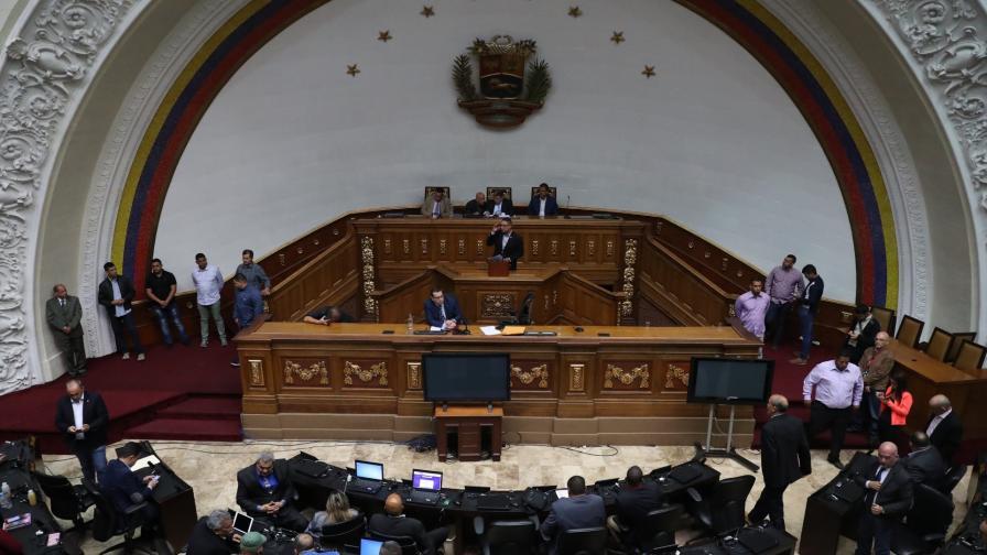 Парламентът на Венецуела
