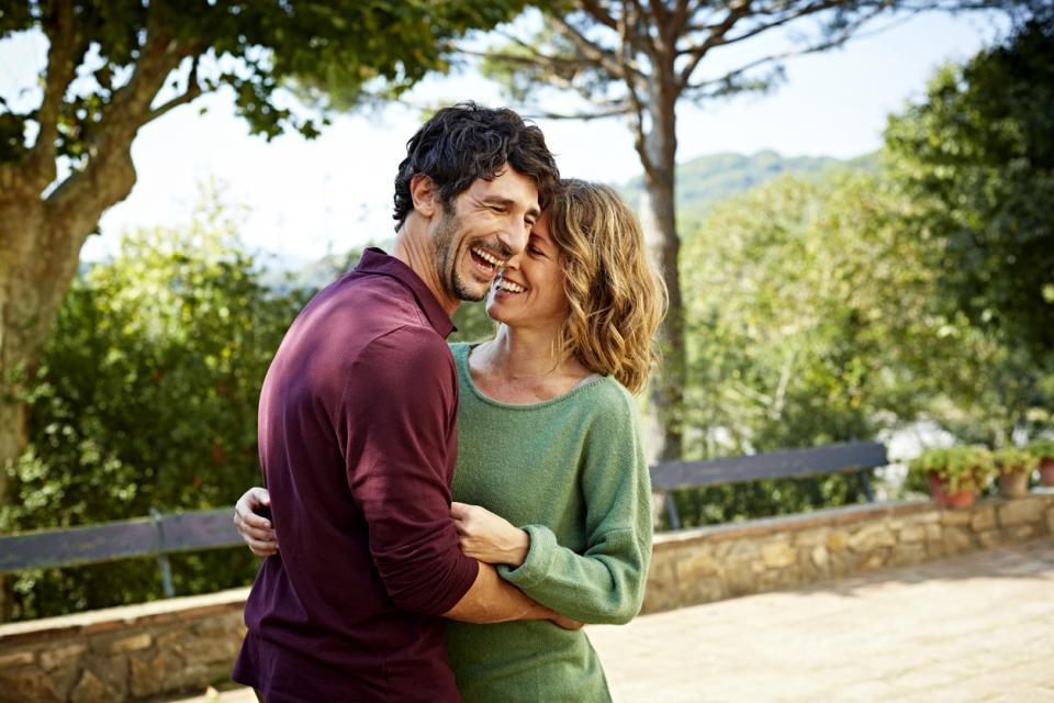 двойка любов щастие