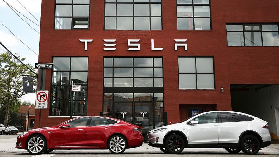 Tesla вече е втората най-скъпа авто компания в света