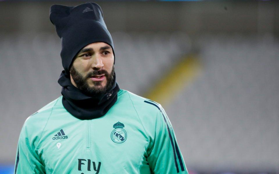 Френският нападател Карим Бензема официално се е договорил с Реал
