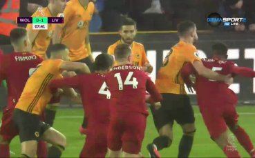 Ливърпул продължава да пронизва съперниците си