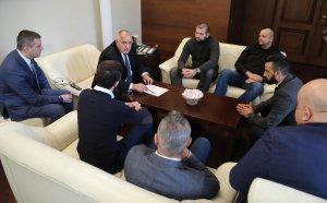 Бойко Борисов със сензационно предложение за бъдещето на Левски