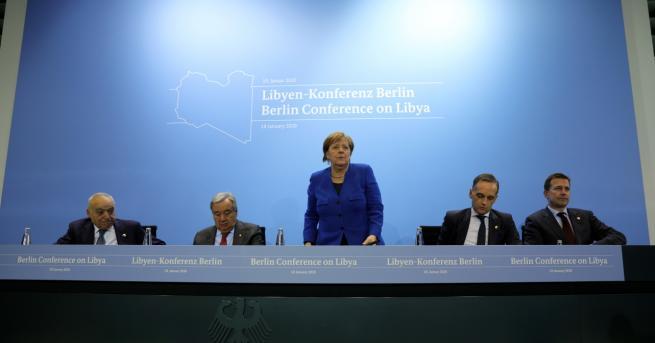 Свят Битката за природните ресурси на Либия се изостря Ситуацията