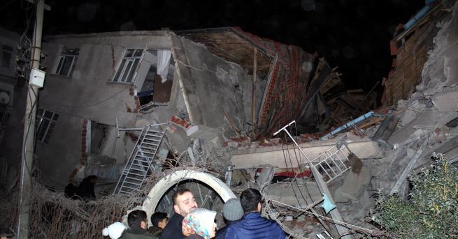 Свят Сеизмолог предвидил труса в Турция, сега очаква нов Земетресението