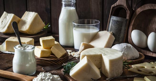 """България България е рекордьор по внос на сухо мляко """"Основната"""