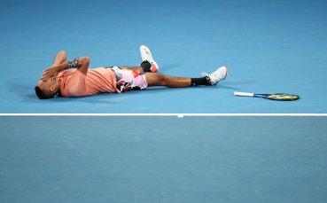 Кириос изхвърли Карен Хачанов от Australian Open