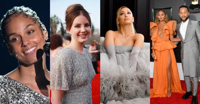 """Наградите """"Грами"""" за 62-ри път отличиха най-добрите в музиката за"""