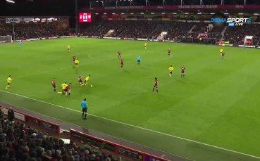 Арсенал и Сака бързи смълчаха Борнемут