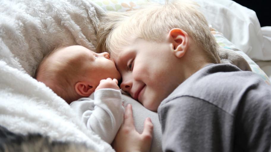 Редът на раждане на децата определя характера