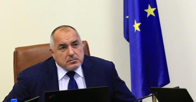 България Борисов към министрите: Забранявам да коментирате Искаме България да