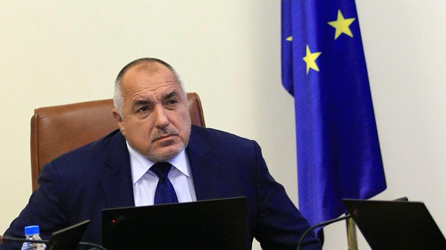 Борисов: Справихме се с миграцията, безработицата... вдигаме и доходите ежегодно