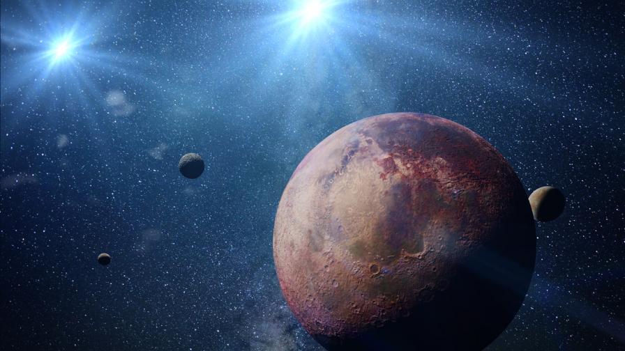<p><strong>Коя е тя?</strong> Горещата екзопланета, която се самоизяжда</p>