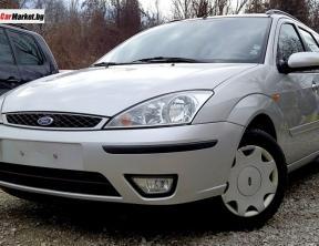 Вижте всички снимки за Ford Focus