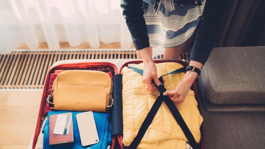 <p>Как да поберете <strong>повече багаж</strong> в <strong>малък куфар</strong></p>