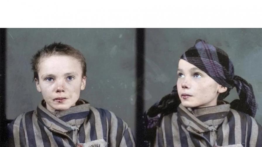 75 години по-късно: лицата на Аушвиц оживяват