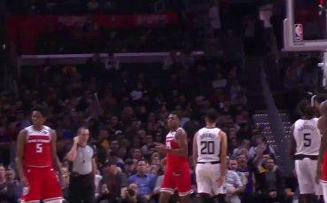 Торонто с комфортна победа, всичко най-интересно от нощта в НБА