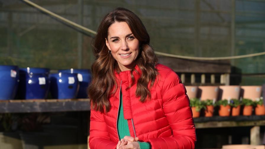 <p><strong>Кейт</strong> с дребен моден трик, който <strong>няма как да видите</strong></p>