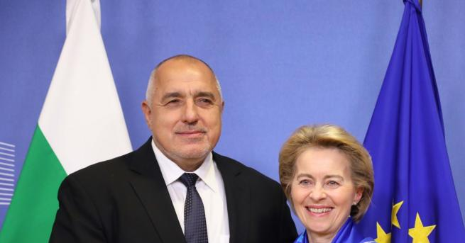 България Борисов постави пред шефа на ЕК въпроса за цената