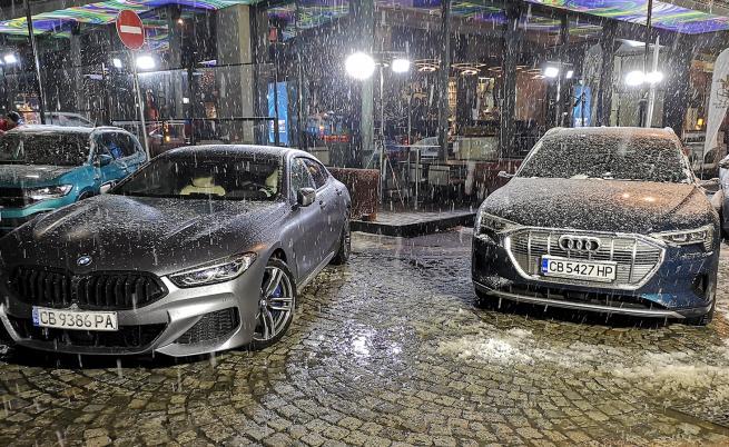 "Отличниците в категории ""Премиум"" и ""Еко"" - BMW Серия 8 и Audi e-tron."
