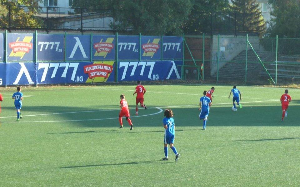 Децата на Левски вкараха 22 гола на ЦСКА 1948