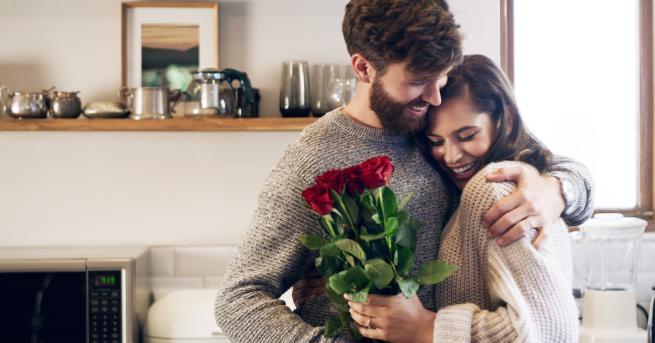 Денят на влюбените е празник на любовта, приятелството и за