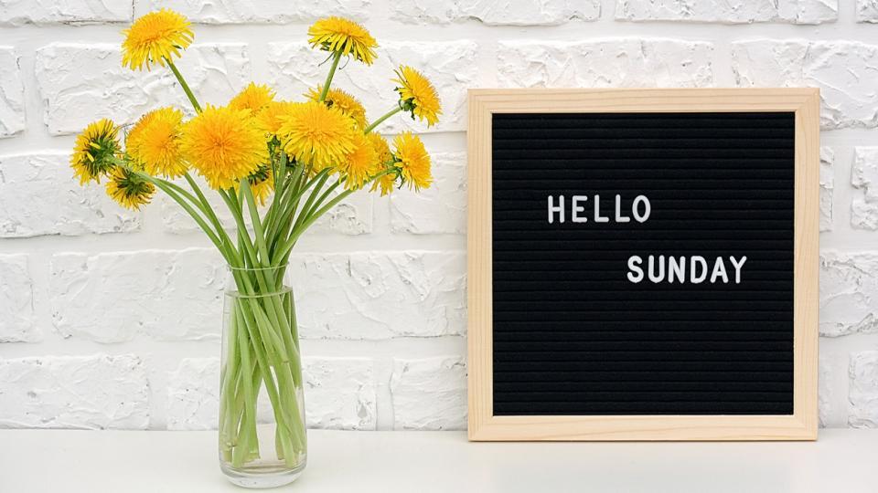 уикенд неделя цветя