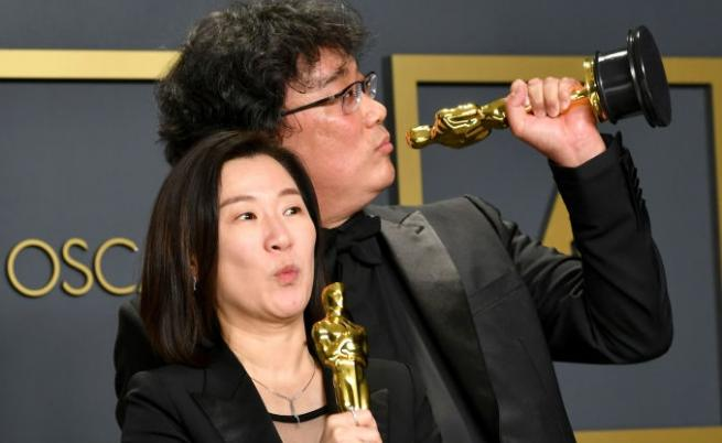 """Социалните мрежи за """"Оскар""""-ите: Еминем, """"Паразит"""", Хоакин Финикс"""
