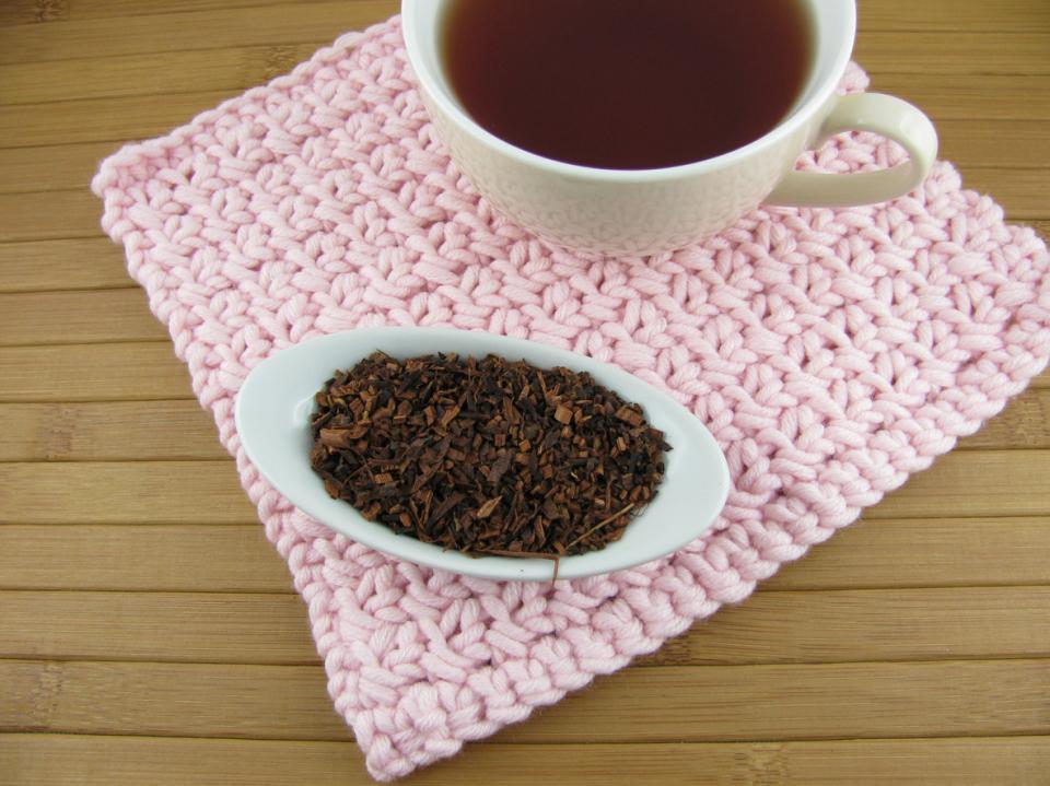 чай медена питка хънибуш