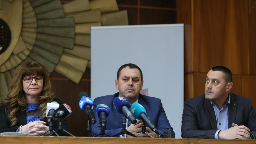 Арестуваха полицай за обир на казино в Перник