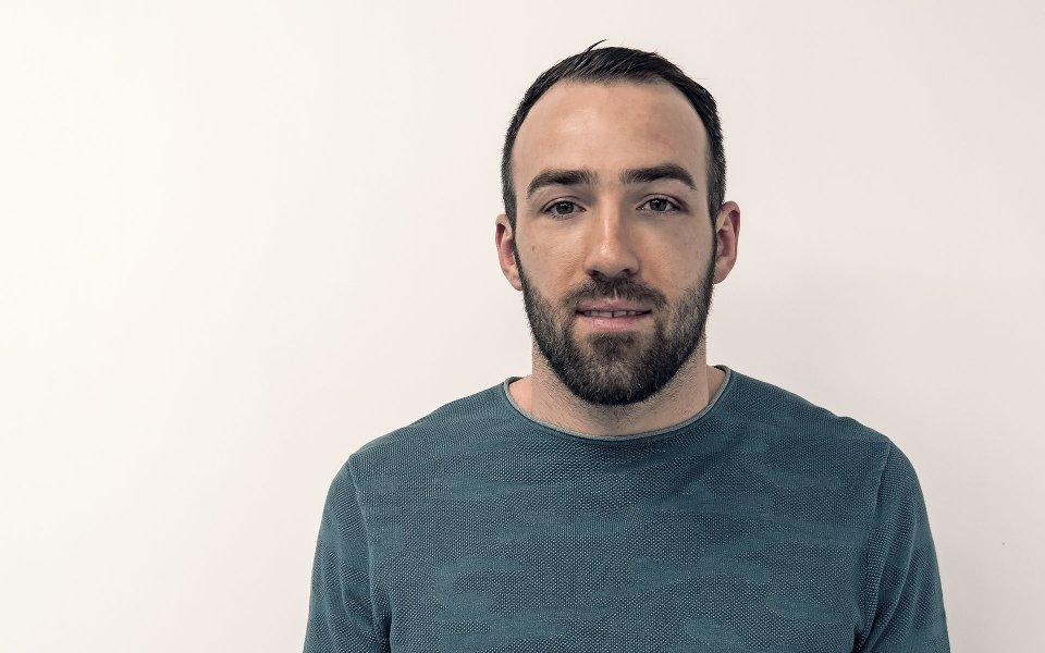 Капитанът на баскетболния Левски Лукойл - Асен Великов даде интервю