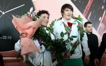 България е в Топ 3 по медали на Европейското по борба