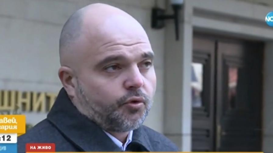 Главният секретар на МВР Ивайло Иванов