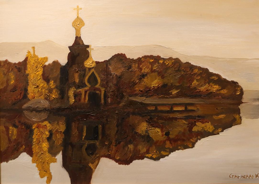 "Станислав Кънчев, ""Храм"""