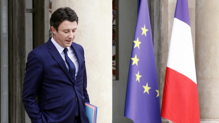Секс видео отказа кандидата на Макрон за кмет на Париж