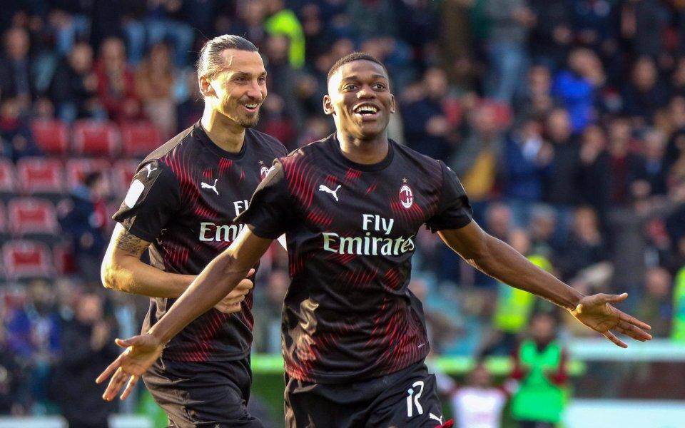 Милан има готов заместник на Златан, твърдят в Италия