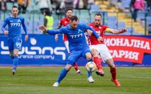 Капитанът на ЦСКА с тежко наказание след дербито